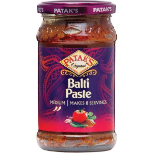 Balti Curry Paste, jar - 6 x 283g