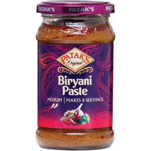 Biryani Paste, jar - 6 x 283g
