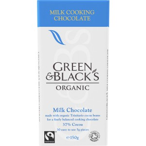 Milk Cooking Chocolate - 15 x 150g