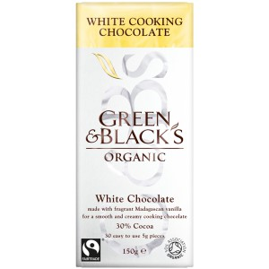 White Cooking Chocolate - 15 x 150g