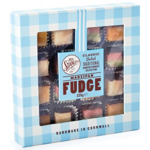 Marzipan Fudge Selection - 8 x 225g