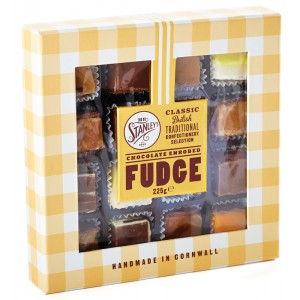 Chocolate Fudge Selection - 8 x 225g