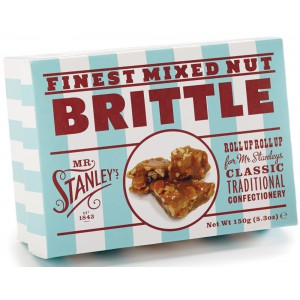 Assorted Nut Brittle - 12 x 150g