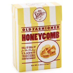 Old Fashioned Honeycomb - 12 x 150g