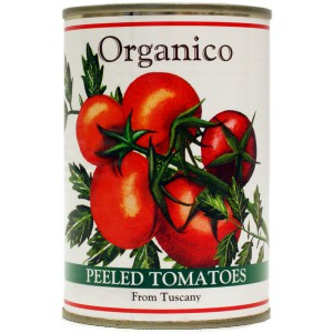 Peeled Tomatoes from Tuscany - 12 x 400g