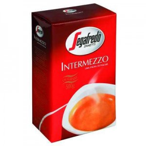 Segafredo Intermezzo Coffee (12x250gr)